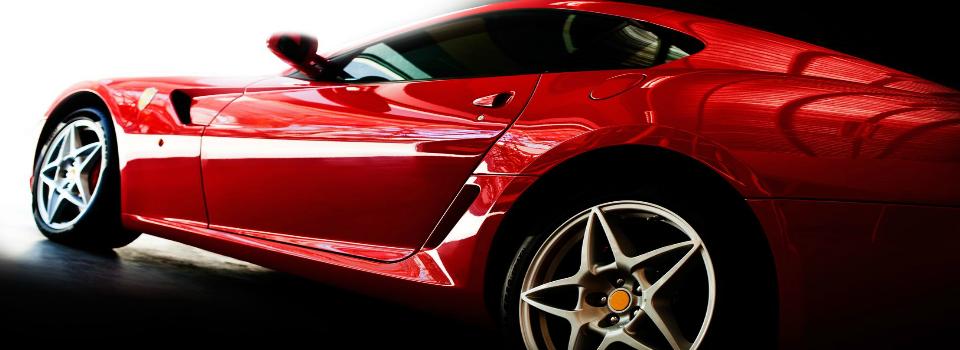 Red-Sportscar