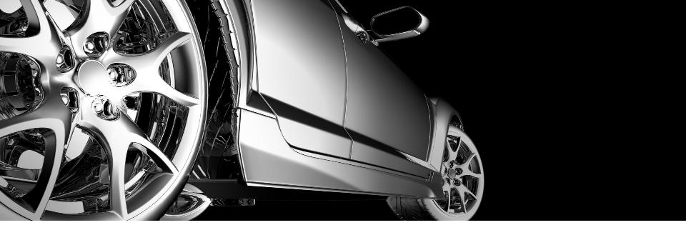 Silver-Sportscar